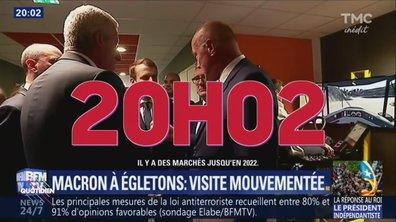 Le bordel de Macron : Bruno Roger Petit en première ligne