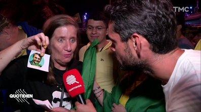 """Brésil : """"C'est la gauche qui a créé Bolsonaro"""", le pays divisé après la victoire de l'extrême-droite"""