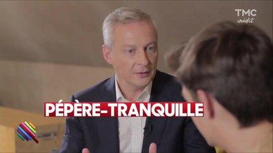 Bruno Lemaire se la joue cool et jeune