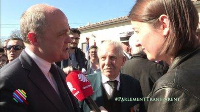 """Bruno Le Roux, mars 2017 : """"mes filles ont travaillé à l'Assemblée"""""""