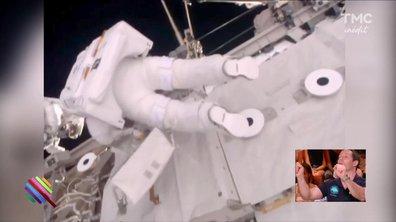 Ça fait quoi de sortir dans l'espace ? On a demandé à Thomas Pesquet