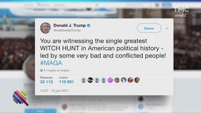 Ça sent le roussi pour Trump : bientôt la destitution ?