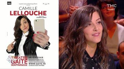 Camille Lellouche : touche-à-tout