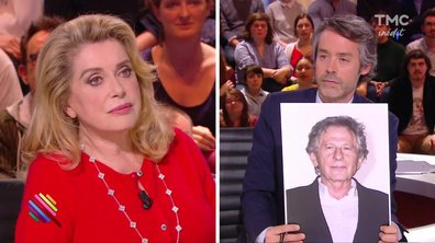 Catherine Deneuve prend la défense de Roman Polanski