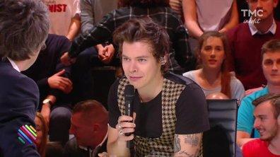 """Invité : """"Cet album est sur moi"""" - Harry Styles en exclu dans Quotidien"""