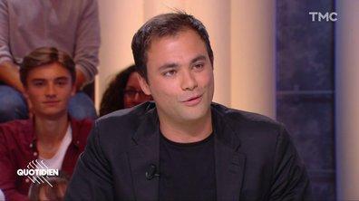 """Charles Consigny : """"Eric Zemmour a eu un effet extrêmement positif sur le débat public"""""""
