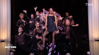 "Chicago le musical : ""All that jazz"" en live pour Quotidien"