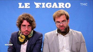 Le cinéma féminin vu par Le Figaro (Eric et Quentin)