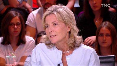 """Claire Chazal : """"C'est obsédant, le temps qui reste"""""""