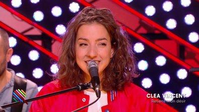 """Cléa Vincent - """"Retiens mon désir"""" en live dans Quotidien (exclu web)"""