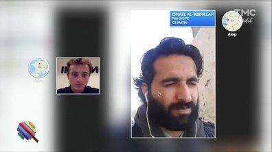 Au cœur d'Alep-Est avec Ismaël
