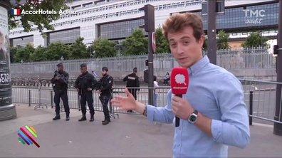 Au concert d'Ariana Grande à Paris : sécurité maximale