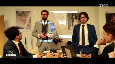 Dans les coulisses des photos sexy de Kim Kardashian (Eric et Quentin)
