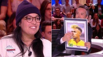 La Coupe du monde vue par Melha Bedia : fashion hair police