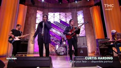 "Curtis Harding :""Need your love"" en live sur Quotidien"