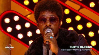 "Curtis Harding : ""Wednesday Morning Atonement"" en live sur Quotidien (exclu web)"