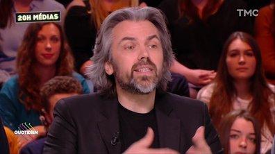 """""""Dangereux"""", """"agressif"""", """"menteur""""... Aymeric Caron tacle Laurent Wauquiez"""