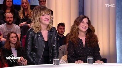 Invitées : Daphné Bürki et Natacha Krantz pour les Victoires de la musique