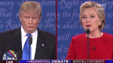 Débat au sommet : Choucrouty-Trump VS Freaky-Hillary