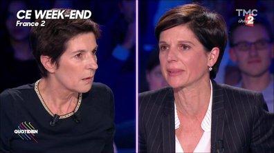 Décryptage : La séquence coupée du clash Angot/Rousseau dans ONPC