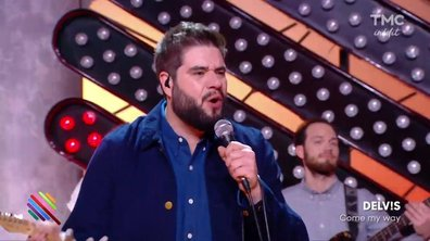 "Delv!s - ""come my way"" en live sur Quotidien"