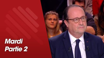 Quotidien, deuxième partie du 5 mars 2019 avec François Hollande