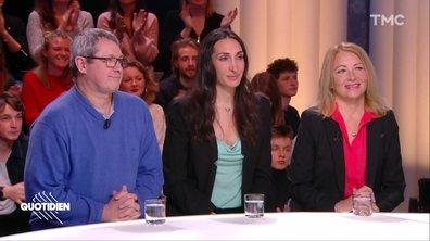 Invités : Dominique Farout, Florence Quentin et Amandine Marshall, pour l'expo Toutankhamon