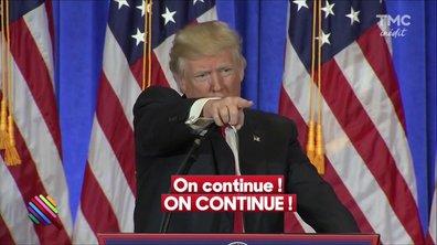 Donald Trump et les journalistes, c'est déjà la guerre