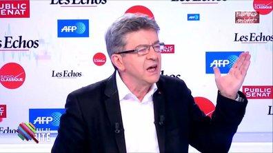 Drame d'Alep : Jean-Luc Mélenchon à contre-courant