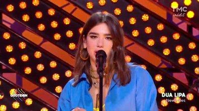 """Dua Lipa en live sur le plateau de Quotidien avec """"New rules"""""""