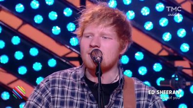 "Ed Sheeran : ""Shape of you"" sur Quotidien"