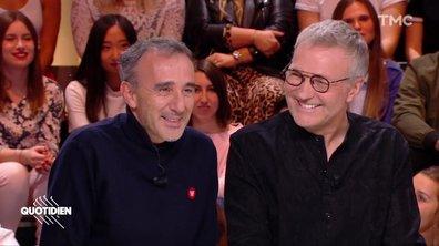 """Elie Semoun joue """"l'invité mystère"""" pour les Grosses Têtes de Laurent Ruquier"""