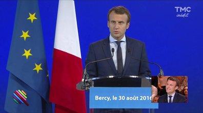 Emmanuel Macron : 1 an de campagne analysé