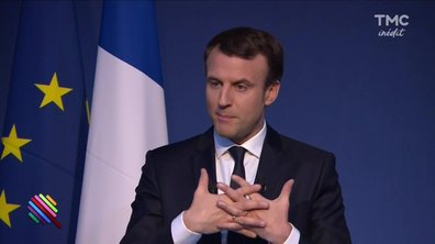"Emmanuel Macron : ""demandez (enfin) le programme"""