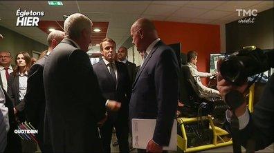 """Le fait du jour : Macron, un """"bordel"""" calculé"""