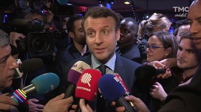 Emmanuel Macron, le président des jeunes de banlieues ?