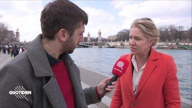 Qui est Emmanuelle Gave, la candidate de Nicolas Dupont-Aignan ?