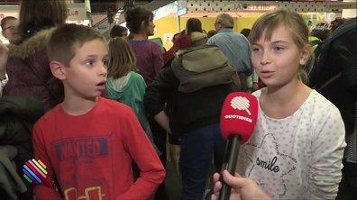 """Les enfants jugent """"Un Président ne devrait pas dire ça"""""""