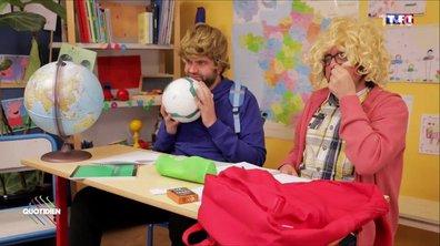 Les enfants questionnent Emmanuel Macron (Eric et Quentin)