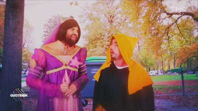 Eric et Quentin à la rencontre du monde merveilleux de La fée Hidalgo