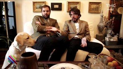 Eric et Quentin et le chat de Robert Ménard