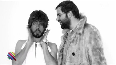 Eric et Quentin, DJ officiel de la Nuit Américaine