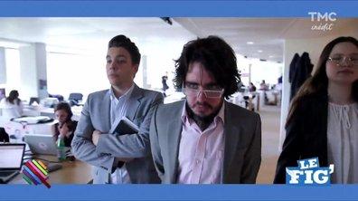 Eric et Quentin : Le Fig' déchiré entre pro-Macrons et Républicains