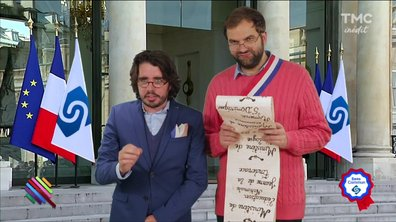 Eric et Quentin : Sens Commun au gouvernement