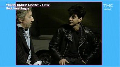 Quand Etienne Daho interviewait Serge Gainsbourg en 1987