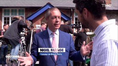 Européennes : mais pourquoi les Anglais votent-ils malgré le Brexit ?