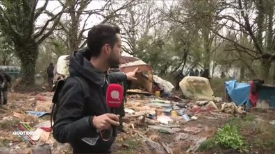 Évacuation de la ZAD : violents affrontements à Notre-Dame-des-Landes