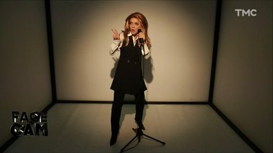 Face Cam : Camille Lellouche est Céline Dion