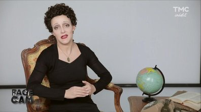 Face Cam : Camille Lellouche en Edith Piaf