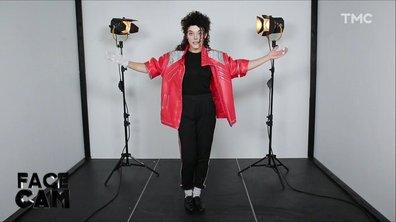 Face Cam : Camille Lellouche est Michael Jackson